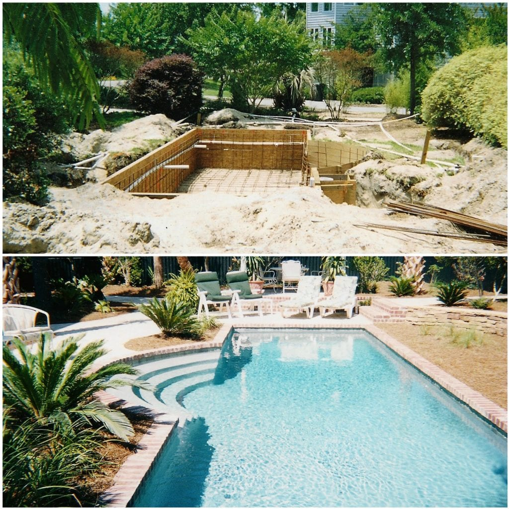 Cool Down with Our Mount Pleasant, SC Pool Builders